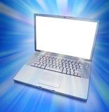 Computer portatile del calcolatore fotografia stock