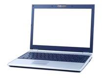 Computer portatile di stile Fotografie Stock