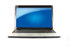 Computer portatile moderno Fotografia Stock Libera da Diritti