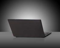 Computer portatile moderno ed alla moda Fotografie Stock
