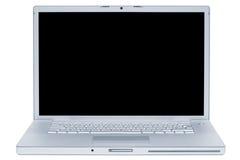 Computer portatile moderno ed alla moda Immagine Stock Libera da Diritti
