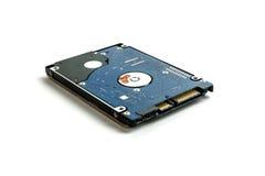 2 Computer portatile a 5 pollici HDD Fotografie Stock