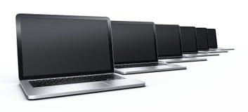 Computer portatili Immagine Stock Libera da Diritti
