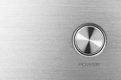 Power Button Background Stock Photos