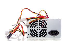 Computer power supplies Royalty Free Stock Images