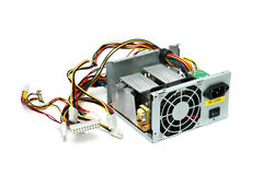 Computer power supply Royalty Free Stock Image
