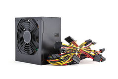 Computer Power Supply Stock Images