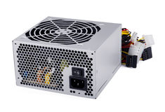 Computer power supply Stock Image