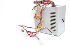 Computer power supply Royalty Free Stock Photos