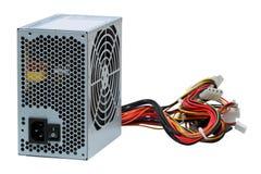 Computer power unit Royalty Free Stock Photos