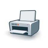 Computer Printer Royalty Free Stock Image