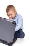 Computer problem Stock Photo