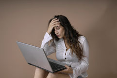 Computer Problems Stock Image
