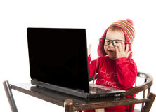 Computer problems Stock Images