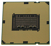 Computer processor Stock Images