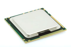 Computer processor Royalty Free Stock Photography