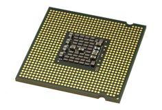 Computer processor Royalty Free Stock Photo