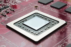 Free Computer Processor Stock Photography - 18943962