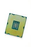Computer processor closeup Stock Photos