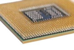 Computer processor cpu Stock Photography
