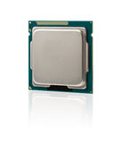 Computer processor multicore CPU Royalty Free Stock Image