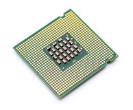 Computer processor unit Stock Images