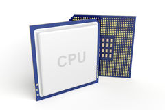 Computer processors Stock Photography