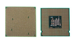 Computer Processors Royalty Free Stock Photos