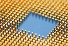Computer processors CPU Stock Photography