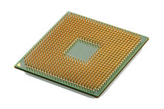 Computer processors CPU Stock Photos