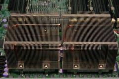 Computer radioator Stock Image