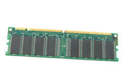 Computer Ram 4 Royalty Free Stock Photography