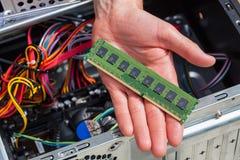 Computer-RAM-Daten Lizenzfreie Stockfotos