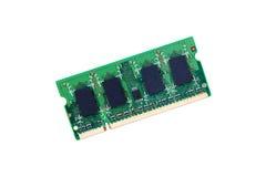 Computer RAM Memory Cards Stock Image