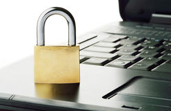 Computer related security Stock Images