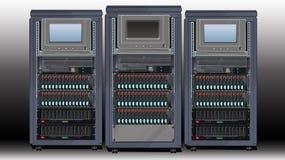 Computer Room Stock Image