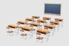 Computer room. Concept idea background Stock Photos
