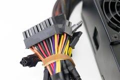 Computer& x27; s źródła zasilania Zdjęcie Royalty Free