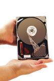 Computer's hard drive Stock Photography