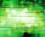 Computer Science Abstract Green Background Stock Image