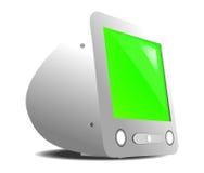 Computer screen Royalty Free Stock Photos
