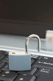 Computer security Royalty Free Stock Image