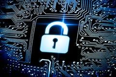 Computer Security Royalty Free Stock Photos
