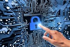 Computer Security Stock Photos