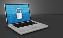 Computer Security Royalty Free Stock Images