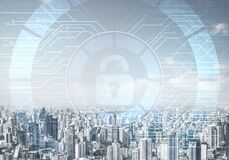 Free Computer Security And Information Technology Royalty Free Stock Image - 213738076