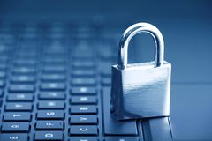Computer security concept Stock Photo
