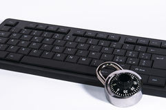 Computer security Royalty Free Stock Photo