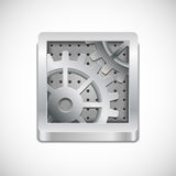 Computer settings icon Stock Photo