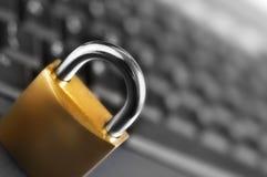 Computer-Sicherheit Stockfotografie